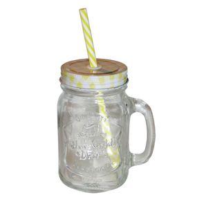COPO-DE-VIDRO-ICE-COLD-DRINK-COM-CANUDO-E-TAMPA--AMARELA-450ML-