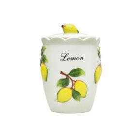 Pote-Com-Tampa-Lemons-De-Ceramica-10x10x16cm